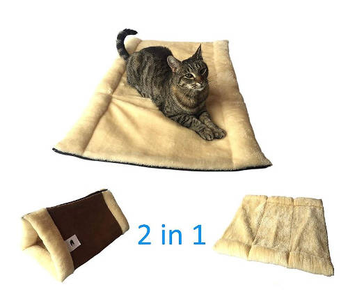 cama para gatos en amazon